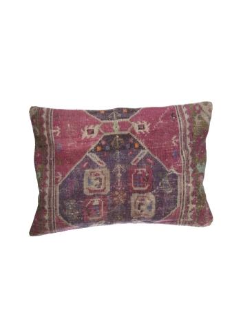 Unique Vintage Large Pillow