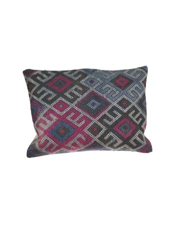 Decorative Embroidered Kilim Pillow