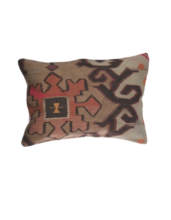 Decorative Large Kilim Pillow Cover