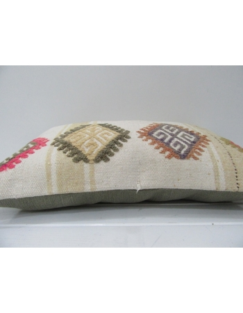 Vintage Handmade Embroidered Pillow Cover