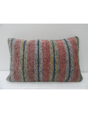 Vintage Striped Decorative Kilim Pillow