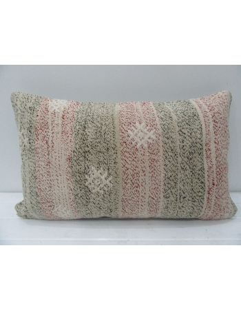 Handmade Vintage Decorative Kilim Pillow