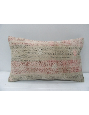Vintage Decorative Handmade Kilim Pillow
