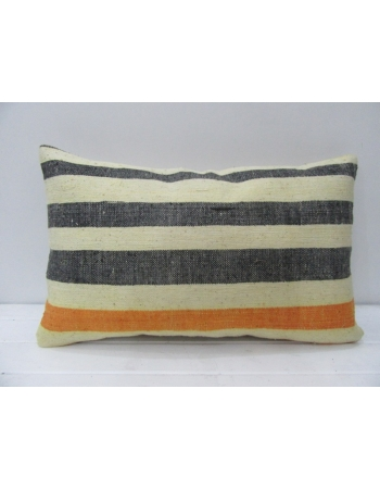 Striped Decorative Kilim Pillow Cover