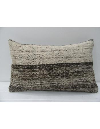 Vintage Modern Decorative Kilim Pillow