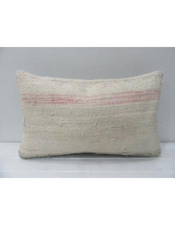 Modern Vintage Handmade Kilim Pillow