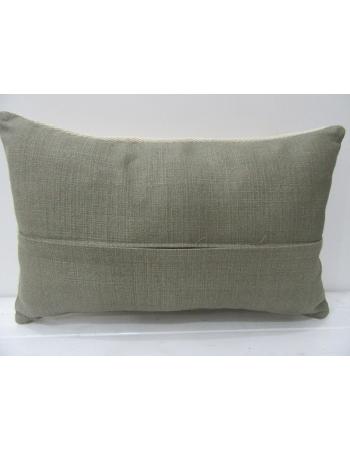 Striped Vintage Modern Kilim Pillow