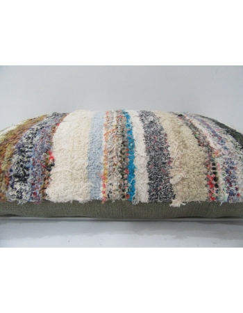 Striped Vintage kilim Cushion Cover