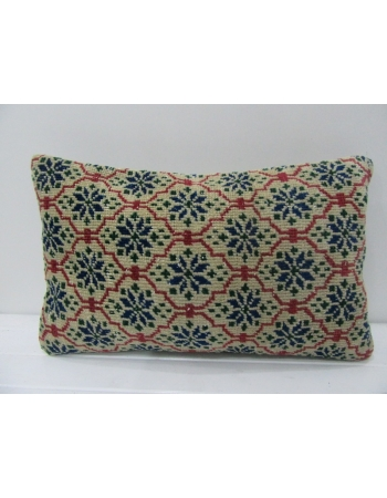 Decorative Vintage Floral Pillow Cover