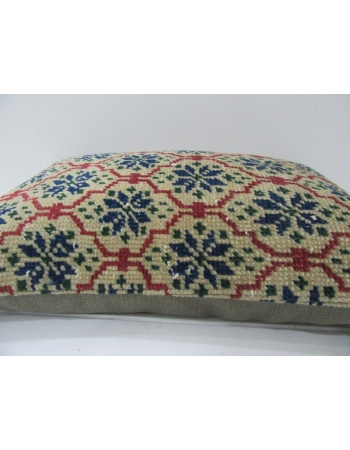 Decorative Vintage Handmade Pillow Cover
