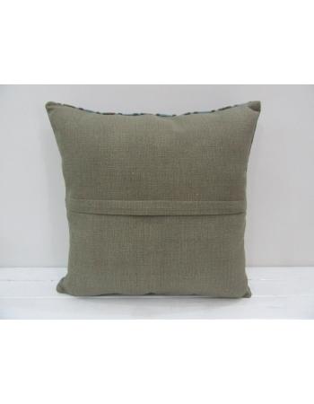 Handmade Striped Decorative Kilim Pillow Cover