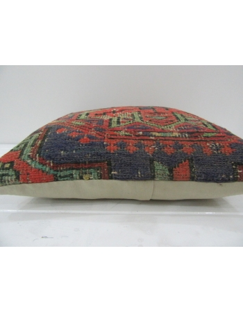 Decorative Vintage Sumaq Kilim Pillow