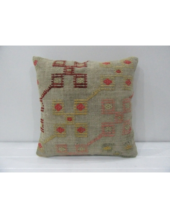 Handmade Vintage Kilim Cushion Cover