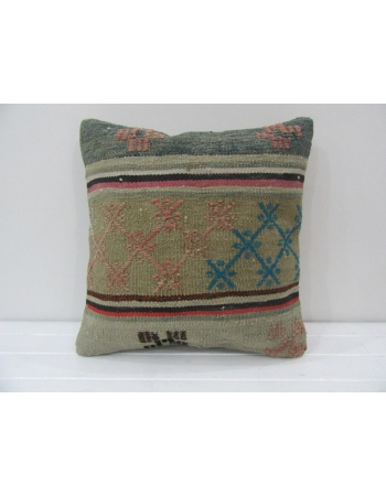 Vintage Decorative Kilim Cushion Cover