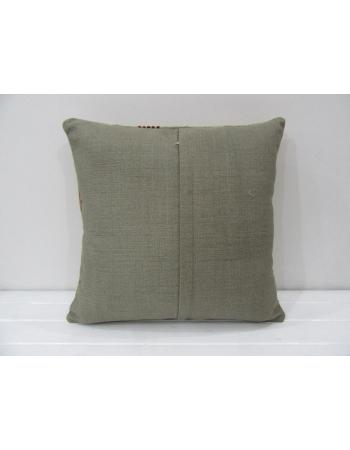 Embroidered Handmade Kilim Pillow