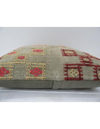 Vintage Handmade Turkish Kilim Pillow