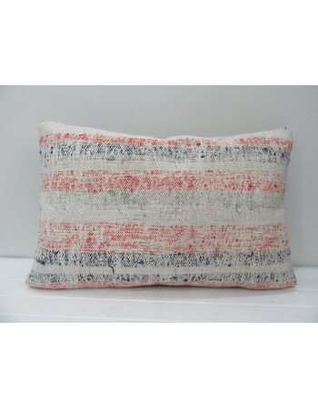 Striped Unique Kilim cushion Cover