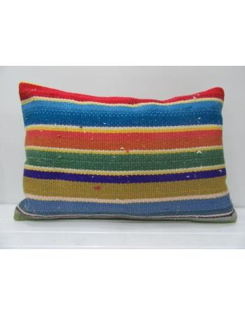 Colorful Vintage Kilim Cushion Cover