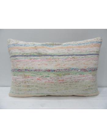 Green & Pink Kilim Pillow