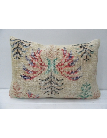 Floral Vintage Handmade Pillow Cover