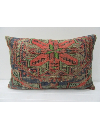 Distressed Antique Sumaq Pillow