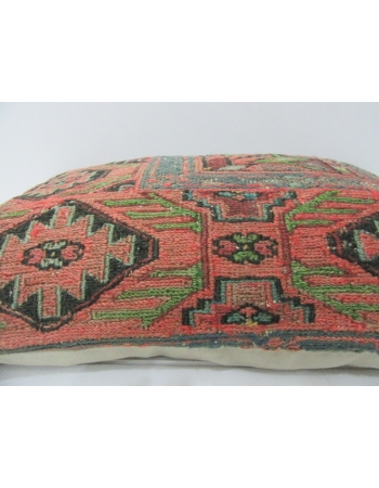 Antique Handmade Sumaq Pillow Cover