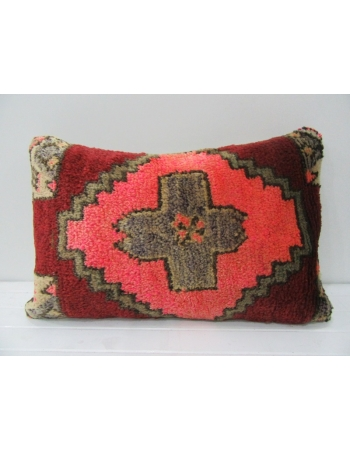 Vintage Geometric Decorative Pillow
