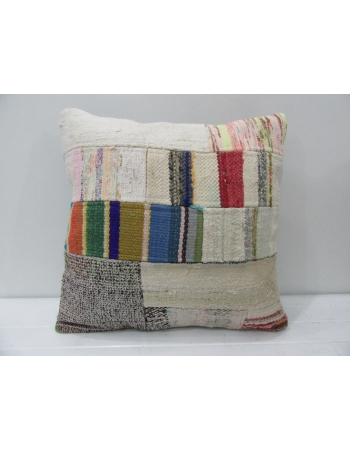 Decorative Patchwork Kilim Pillow
