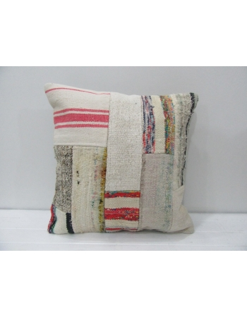 Handmade Kilim Patchwork Pillow
