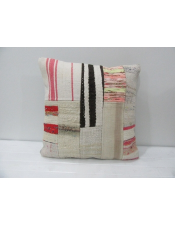 Vintage Kilim Patchwork Cushion Cover