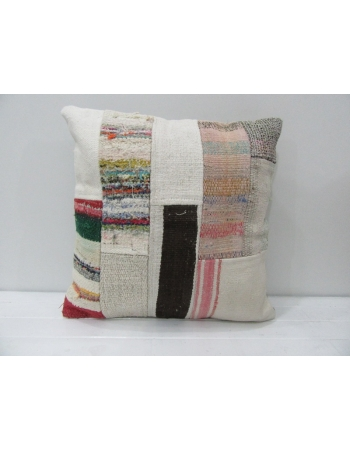 Vintage Patchwork Cushion Cover