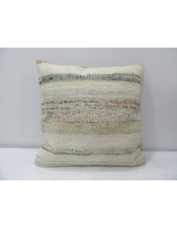 Vintage Handmade Turkish Kilim Pillow