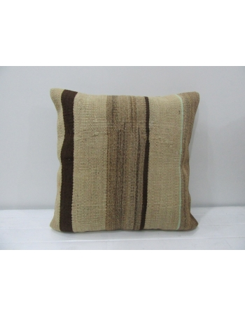 One-of-a-Kind Vintage Kilim Pillow