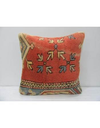 Decorative Vintage Handmade Turkish Pillow