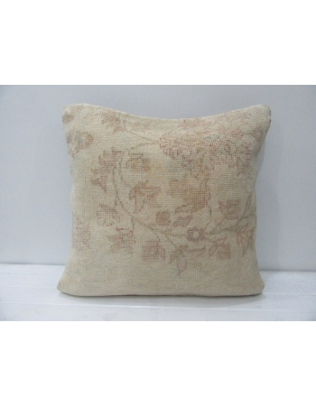 Vintage Decorative Floral Handmade Pillow