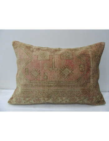 Vintage Decorative Large Pillow