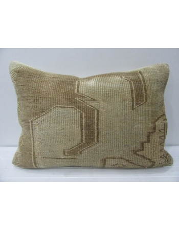 Vintage Large Decorative Pillow