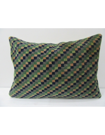 Vintage Large Art Deco Pillow