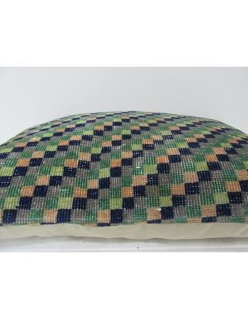 Vintage Large Art Deco Pillow