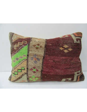 Vintage Decorative Large Handmade Pillow