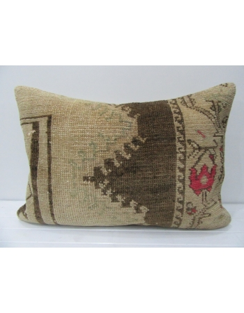 Vintage Handmade Decorative Pillow