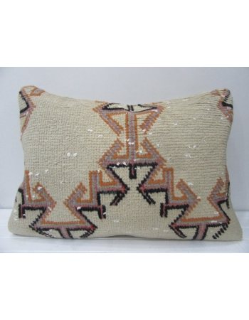 Large Vintage Modern Pillow