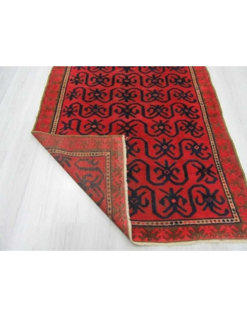 Antique unique Khirgiz rug